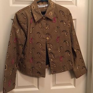 Anage Jackets & Blazers - Cute sequin jacket great for the holidays