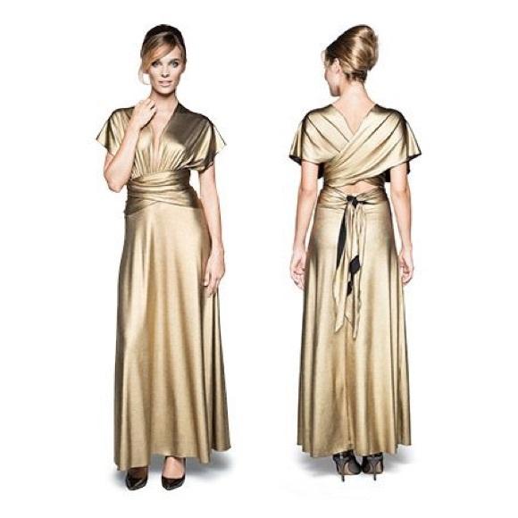 Avon 16 way maxi dress
