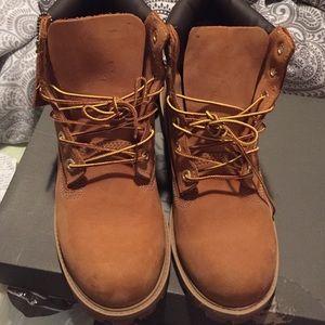 Timberland Støvler For Juniorer Størrelse 6 tJ3qIZ8