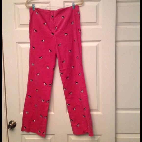💥PRICE DROP💥 Pink Corduroy Pants