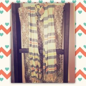 Spartina 449 Accessories - 🔥Spartina Striped Scarf NWOT