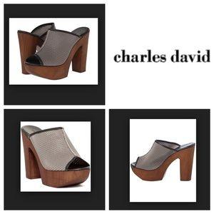 """Charles David Shoes - %Sale% Charles David""""Tam""""Peep toe Platform"""