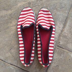 Merona Shoes - Striped Flats