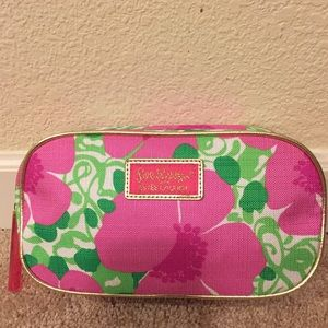 New Lilly Pulitzer for Estee.Lauder cosmetic bag
