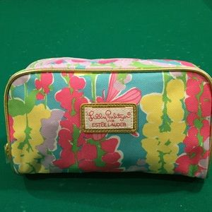 New Lilly Pulitzer cosmetic bag
