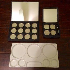 NWOT Magnetic Makeup Palettes