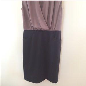 BCBG Dresses - Brown and black Bcbg max and Cleo dress