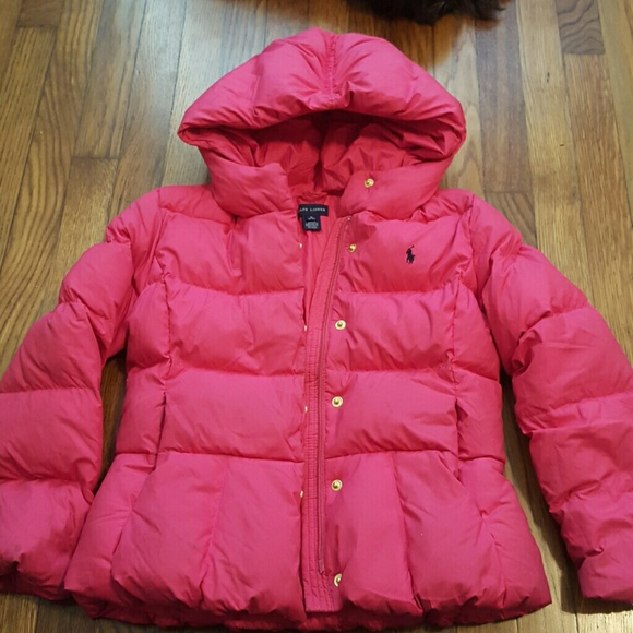 b9bc5d4450399 79% off Ralph Lauren Other - Bundle Kids polo Winter coat and 7pairsofjeans  from Jelly s closet on Poshmark