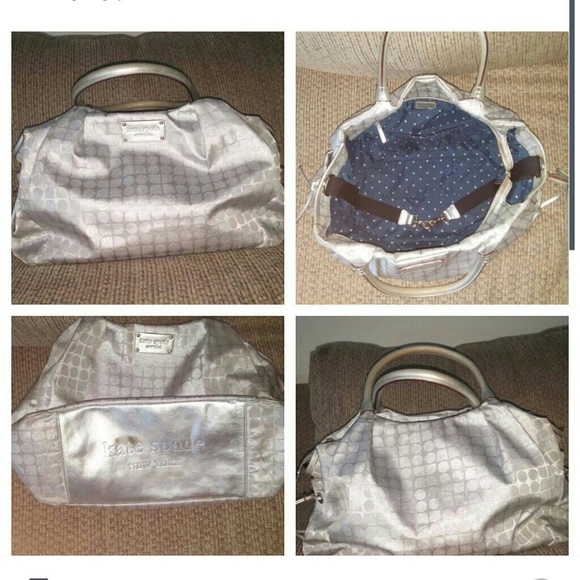 70 off kate spade handbags kate spade diaper bag from. Black Bedroom Furniture Sets. Home Design Ideas