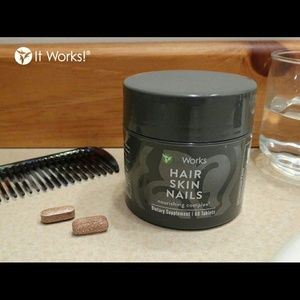 21% off It works Hair skin nails vitamins Other - It Works - Hair ...