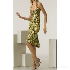 Zac Posen Leopard Dress