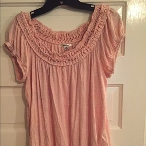 Sophie Max Tops - Reduced! Light pink beautiful top- like new!