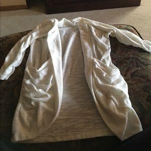 3/4 Sleeve Wet Seal Cardigan