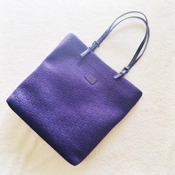 d9a6668e084e Michael Kors Bags | Purple Neoprene Tote Bag | Poshmark
