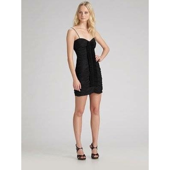 e8b1398f345 Black Dolce   Gabbana Sexy Party Mini D G Dress 42