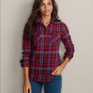 🎉Eddie Bauer Stine's favorite flannel