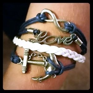 Cute Sailor Bracelet!