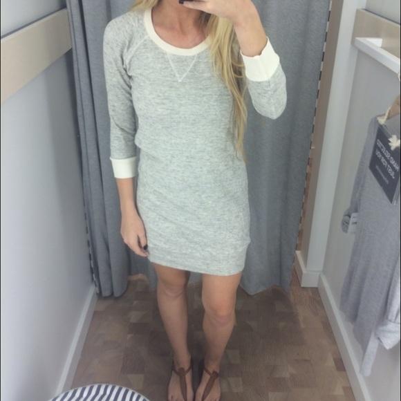 a6fa178919893 Splendid sweatshirt dress. M_563aa470eaf0300006000111