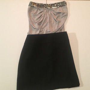 Classic Black Express Skirt!