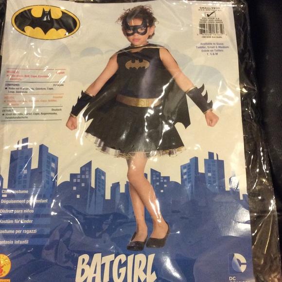 Dc Comics Other Toddler Girl Batgirl Costume Poshmark