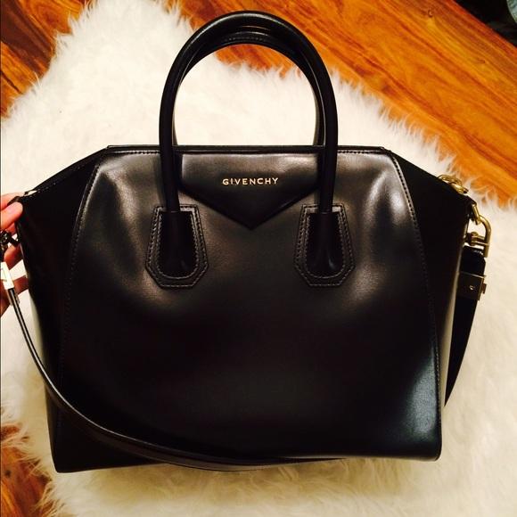 f0bd3dc6a712 Givenchy Handbags - Givenchy Antigona Medium Leather Satchel Bag