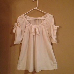Charlotte Russe Ivory Top