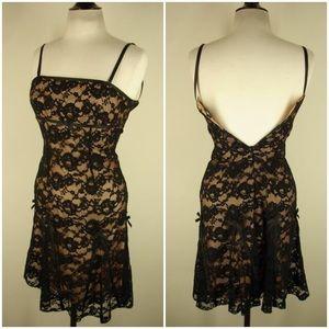 🎉HP 12.5.15🎉 LAUNDRY by Shelli Segal lace dress