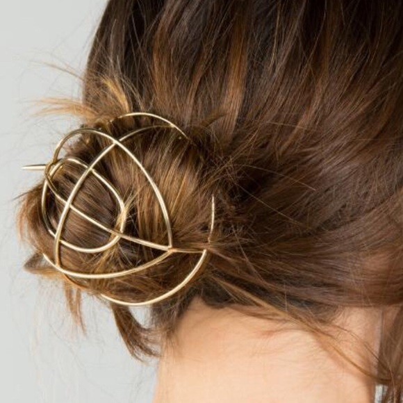 Francescas Collections Accessories Bun Cage For Hair Fancy Cage