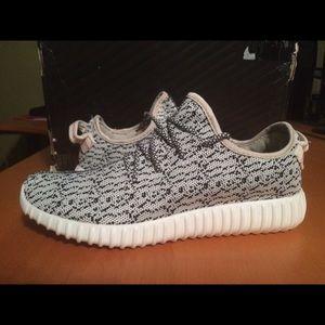 Adidas Yeezy Impulso 350 Zapato De Hombre Tórtola qNONI44