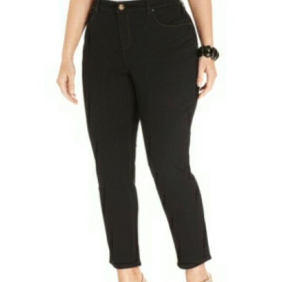 d010cbb9e82ead Style & Co Pants | Style Co Plus Size Curvy Skinnyleg Jeans | Poshmark