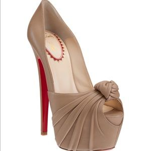 Christian Louboutin Shoes - Christian Louboutin Limited Edition