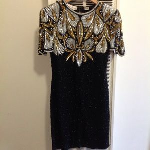 Laurence Kazar vintage dress.