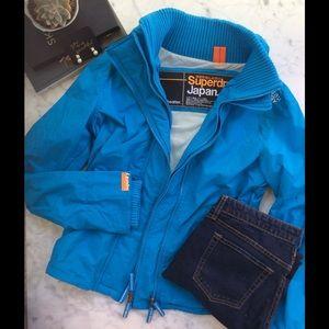 Superdry Jackets & Blazers - SuperDry brand windcheater jacket