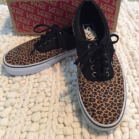 Vans Shoes | Vans Nwb Twotone Leopard