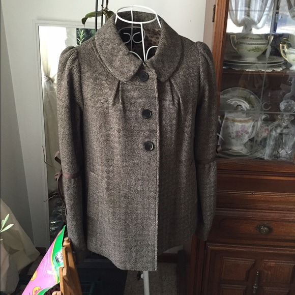 Tocca Gorgeous Brown Tocca Jacket From Anna S Closet On Poshmark