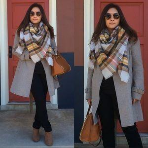 🎉HOST PICK🎉Zara authentic blanket scarf
