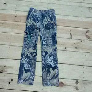 Boy camo pants