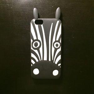 💥SALE💥🌻NEW iPhone 6/6S zebra case🌻