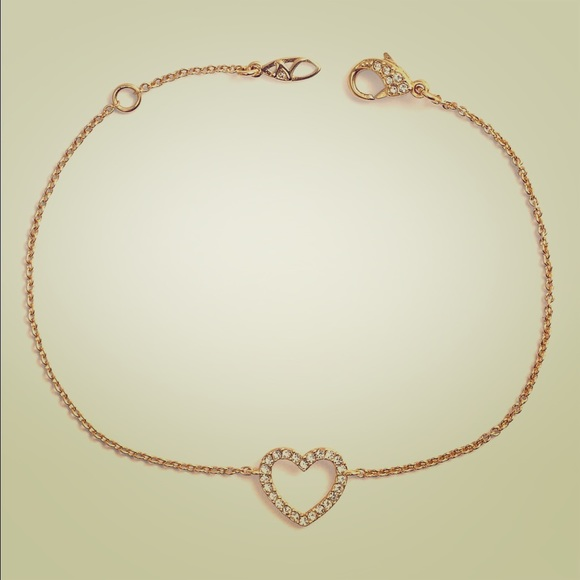 Nardi Jewelry Heart Station Bracelet By Nordstrom Poshmark