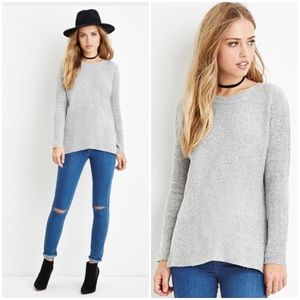 NEW Grey sweater
