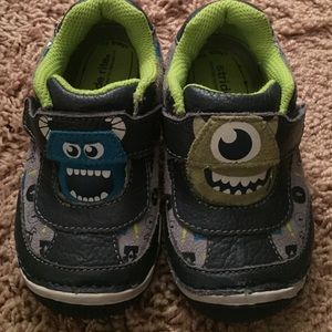 Stride Rite Shoes - Stride Rite Monsters Inc. toddler shoes