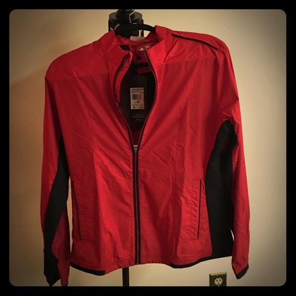 d7e785a5f adidas Jackets & Coats | Nwt Redblack Jacket | Poshmark