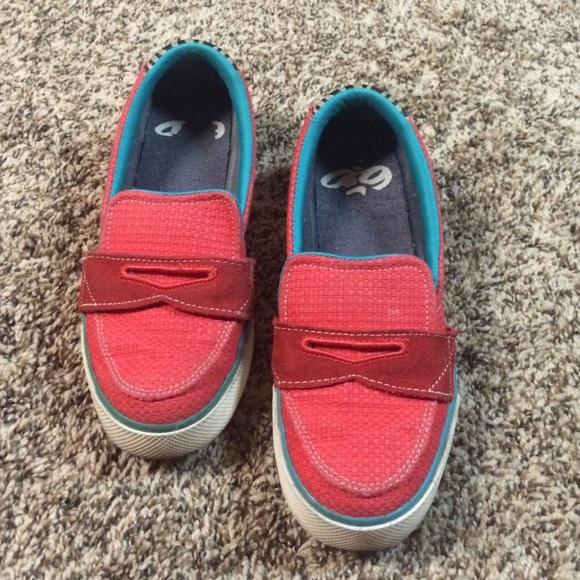 9ff802f7123 Nike Shoes - Nike 6.0 Balsa Loafer - Coral w  Teal Zebra Detail