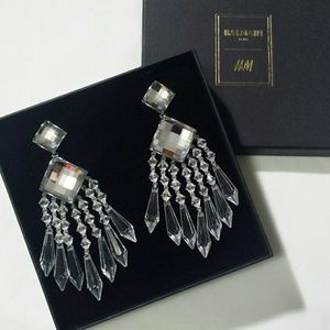 Balmain x H&M Earrings