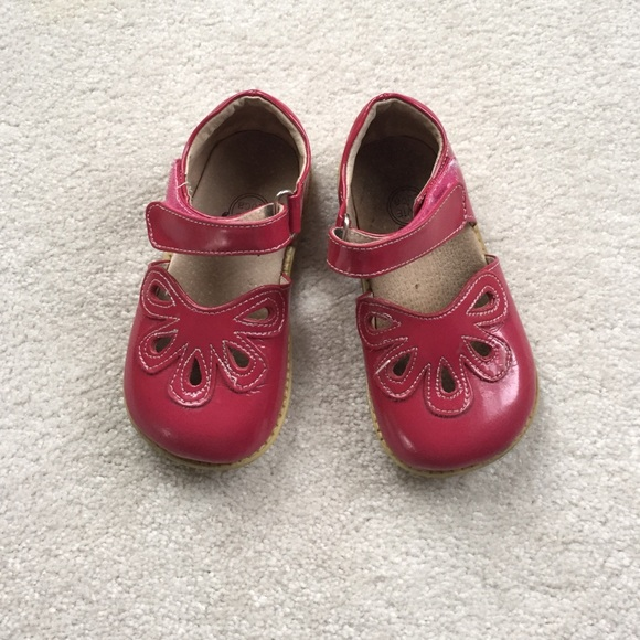 9f6d8c60c3c458 Livie   Luca Other - Livie   Luca Petal sandals raspberry kids ...