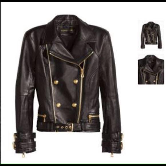 ee50daa768d Balmain x H M women s jacket (10)