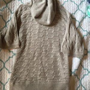 Old navy long sweater medium