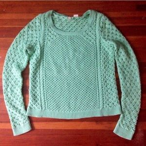 Anthropologie Sweaters - NWOT Anthropologie Stitched Medley Sweater