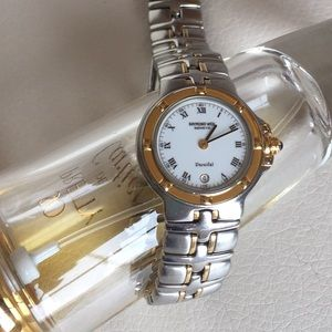 Raymond Weil Accessories - Raymond Weil Parsifal 9990 Swiss watch with boxes