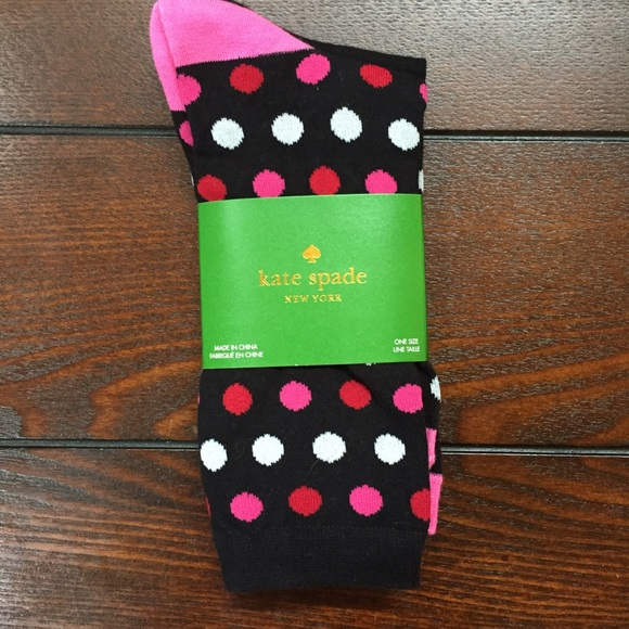 300602972 🎉Host Pick🎉 2 pair brand new Kate Spade socks